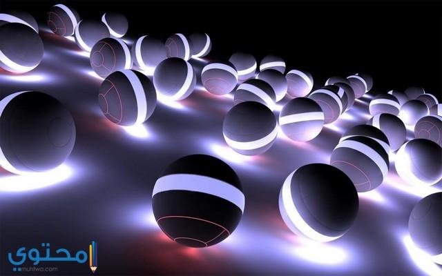 خلفيات ثلاثية الابعاد