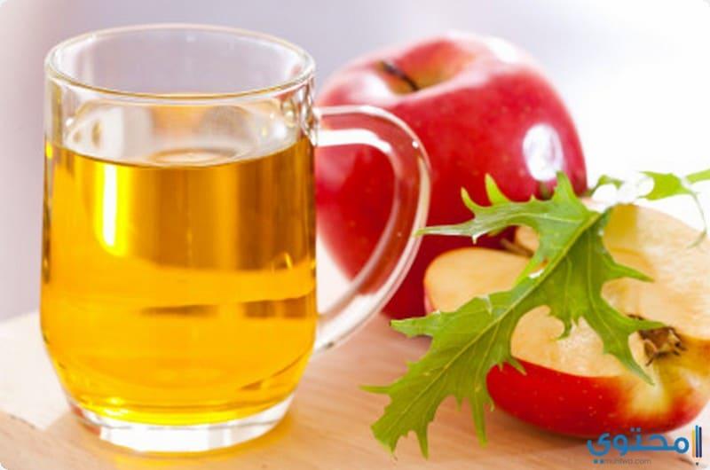 فوائد خل التفاح للبشرة والشعر والجسم - موقع محتوى
