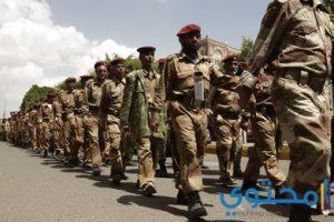 عبارات وكلمات مدح عن الجيش اليمني
