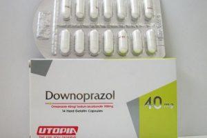 داونوبرازول Downoprazol كبسولات لعلاج الحموضة