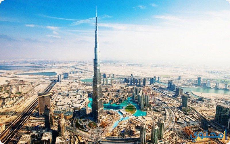 صور عن السياحة فى دبى 2019