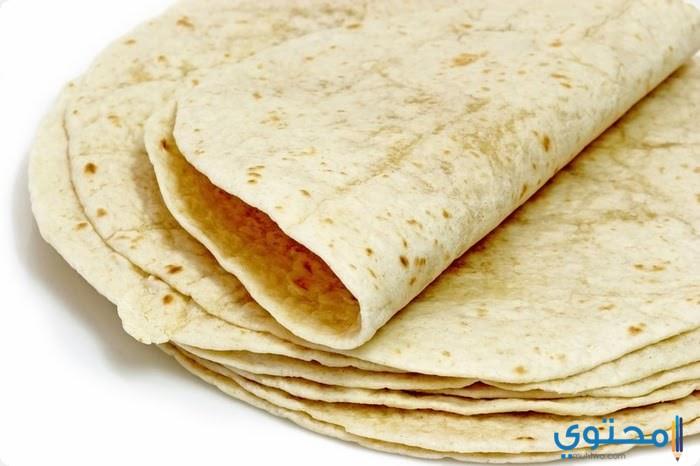 خبز التورتيلا