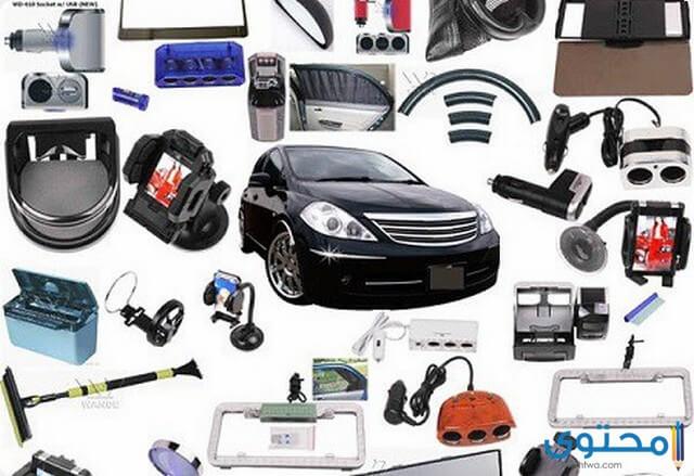 دراسة جدوى مشروع أكسسوارات سيارات