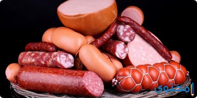 دراسة جدوى مشروع تصنيع اللحوم المعلبة