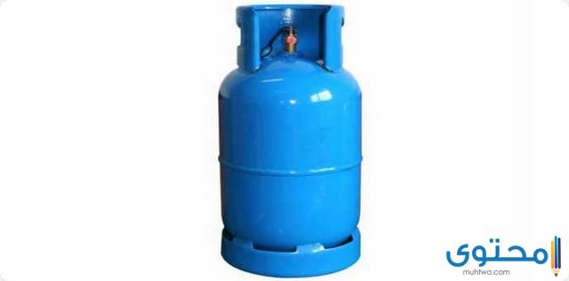 دراسة جدوى مشروع تعبئة أسطوانات الغاز