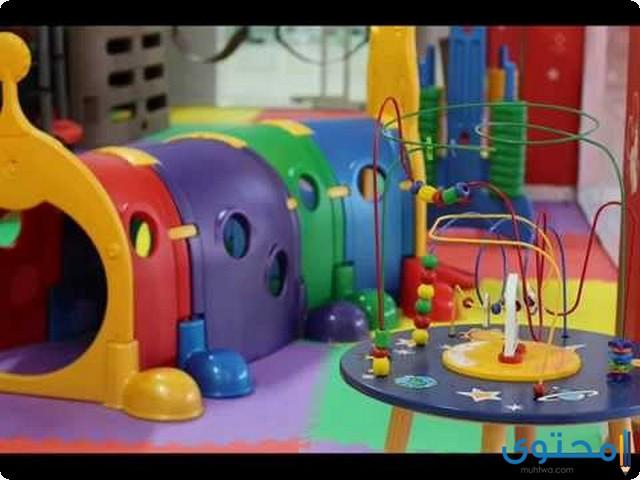 دراسة جدوى مشروع صالة ألعاب أطفال