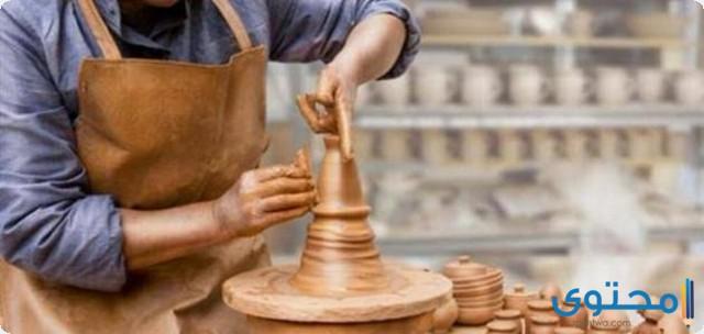 دراسة جدوى مشروع صناعة الفخار