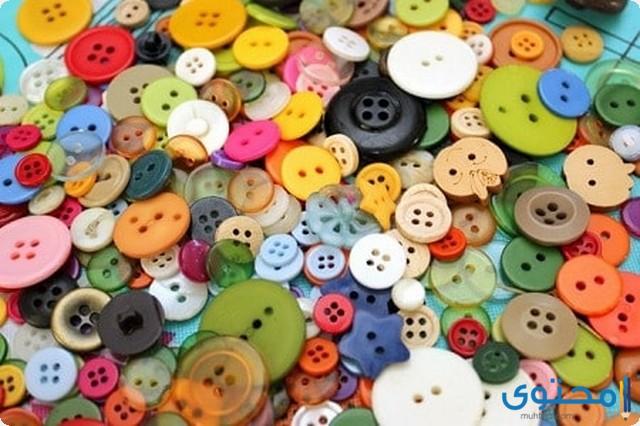درسة جدوى مصنع أزرار ملابس من البلاستيك والصدف