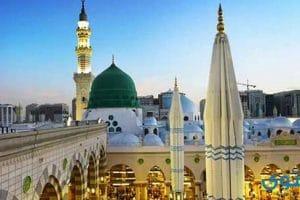 دعاء دخول وخروج المسجد