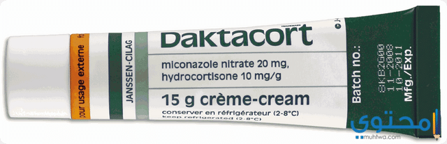 دواعي استخدام عقار دكتاكورت