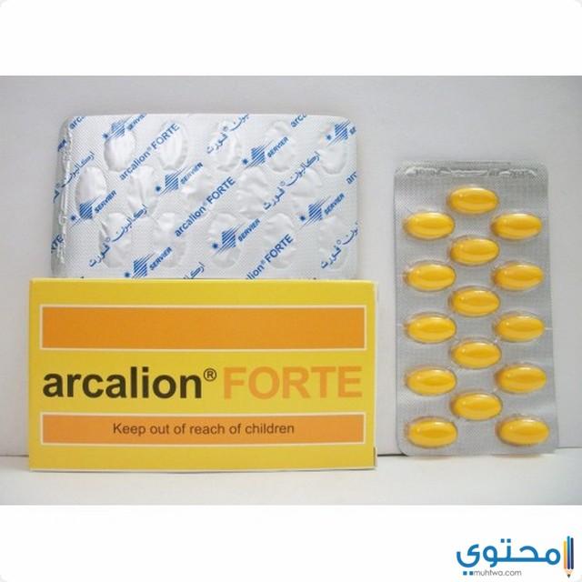 دواعي استخدام عقار أركاليون