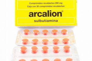 أركاليون Arcalion لعلاج ضعف الذاكرة