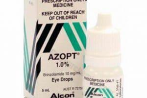 أزوبت قطرة Azopt لعلاج ارتفاع ضغط الدم