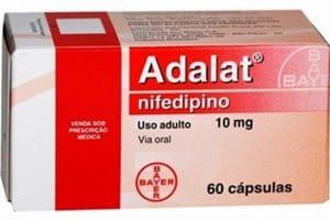 أدالات Adalat لعلاج مشاكل القلب