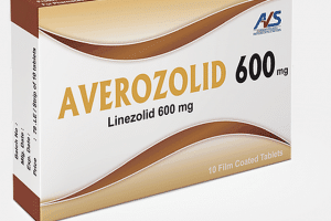 أفيروزوليد Averozolid مضاد حيوي واسع المدي