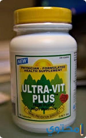 الآثار الجانبية لدواء الترا-فيت
