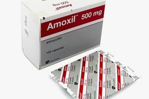 أموكسيل Amoxil مضاد حيوي واسع المدى