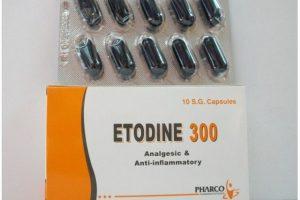 ايتودين Etodine مسكن للآلام ومضاد للروماتيزم