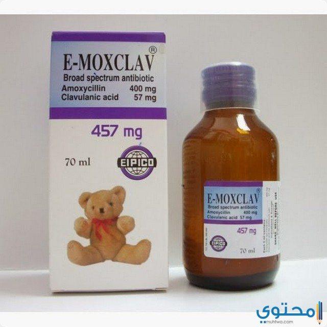 احتياطات وموانع استخدام دواء ايموكسكلاف