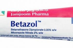 بيتازول Betazol كريم مضاد للفطريات