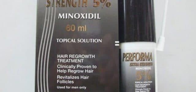 بيرفورما Performa بخاخ لعلاج تساقط الشعر