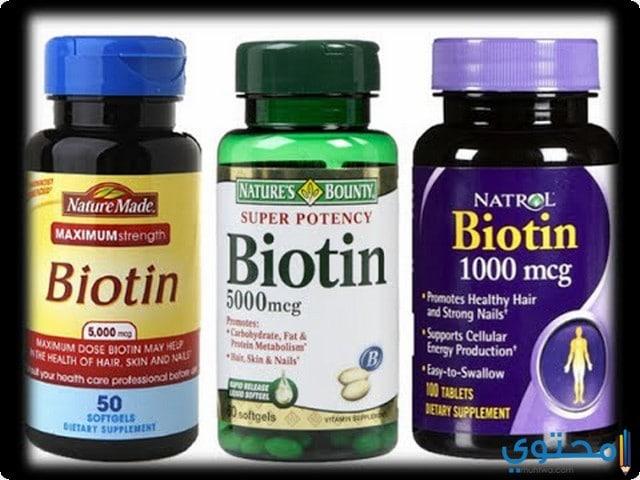 الآثار الجانبية لعقار بيوتين