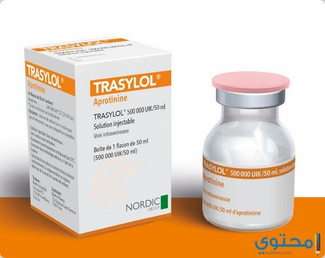 دواعي استخدام حقن تراسيلول