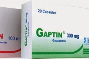 جابتين كبسولات Gaptin Capsules لعلاج الصرع