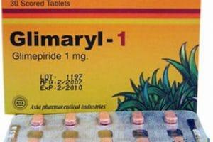 جليماريل Glimaryl  أقراص لعلاج مرض السكر