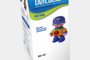 دلتاكلاف Deltaclav شراب مضاد حيوي واسع المدى