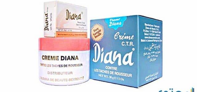 Diana Cream For Acne Treatment