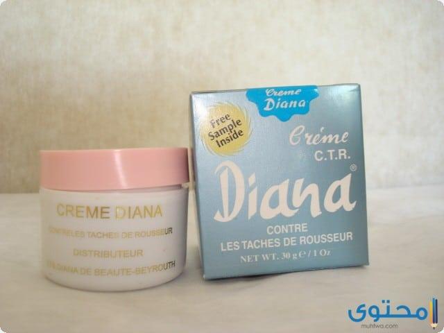 Contraindications of the cream of Diana