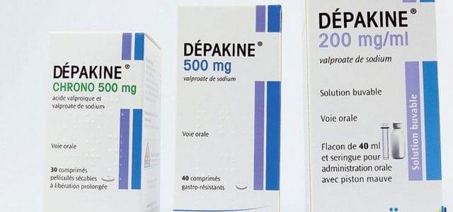 ديباكين depakine لعلاج نوبات الصرع