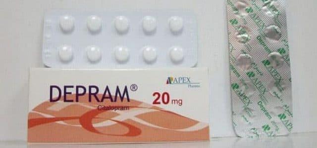 ديبرام Depram لعلاج الاكتئاب
