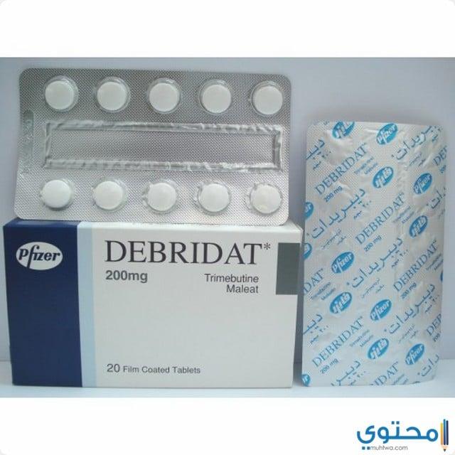 موانع استخدام دواء ديبريدات