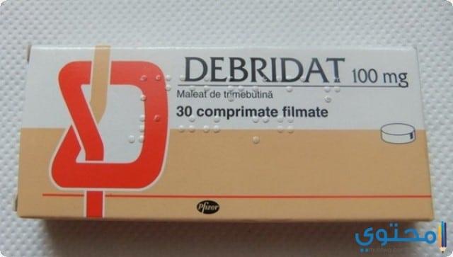 الشكل الدوائي والسعر لدواء ديبريدات