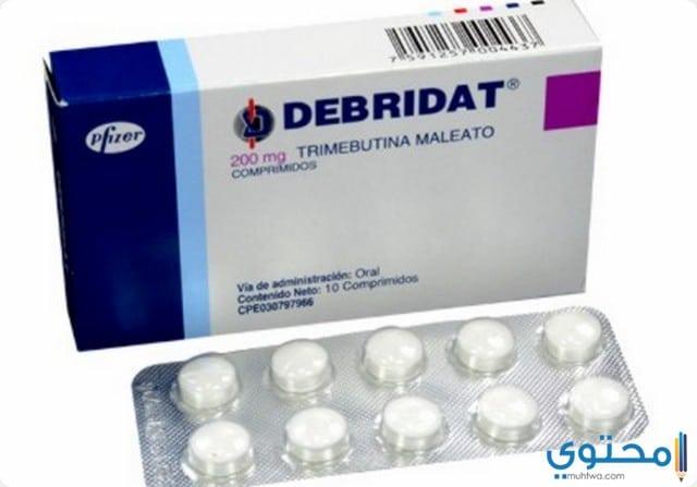 الجرعة الموصي بها لدواء ديبريدات