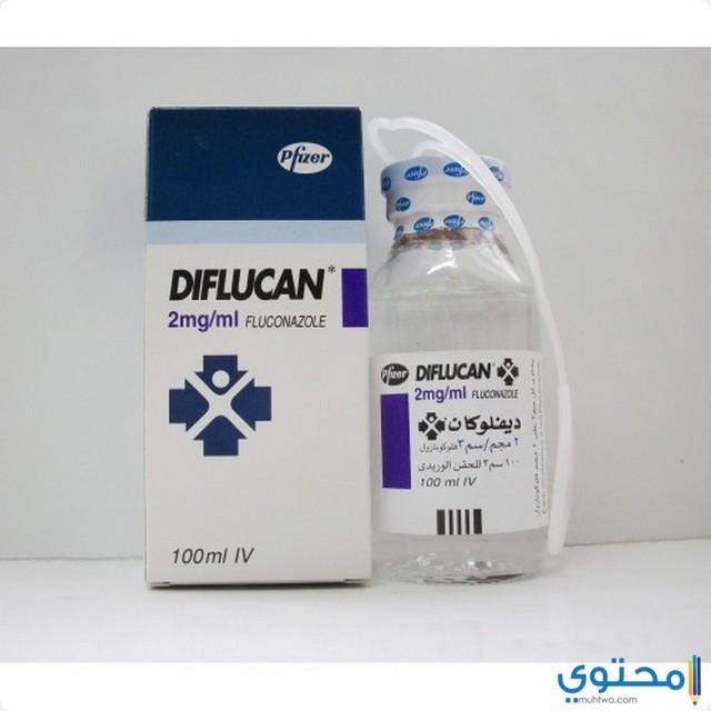 التفاعلات الدوائية مع عقار ديفلوكان