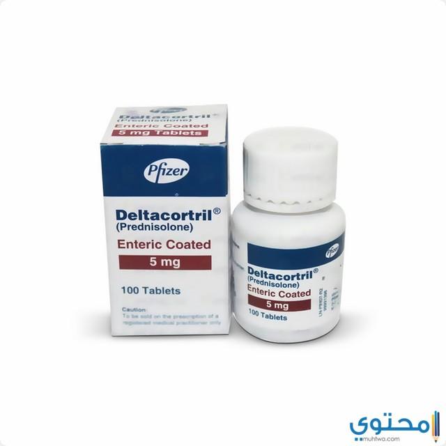 الاثار الجانبية لدواء ديلتاكورتريل
