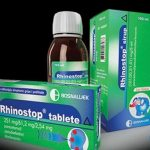 رينوستوب Rinostop لعلاج نزلات البرد والأنفلونزا