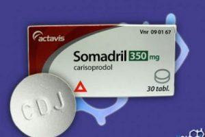 سومادريل Somadril أقراص لعلاج الشد العضلي