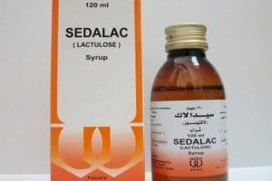 سيدالاك Sedalac شراب لعلاج الإمساك