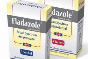 فلادازول Fladazol لعلاج التهابات المجري البولي