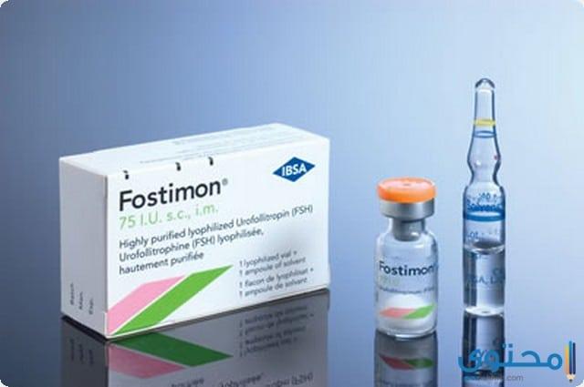 فوستيمون Fostimon لتحفيز الإباضة عند النساء