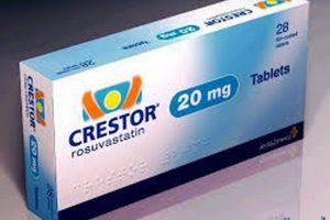 كريستور Crestor لعلاج زيادة الكولسترول