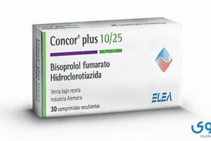 كونور 5 بلس Conor 5 Plus لعلاج ارتفاع ضغط الدم