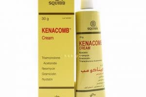 كيناكومب KenaComb لعلاج لالتهابات والحكة الجلدية