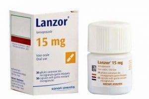 لانزور Lanzor لعلاج قرحة المعدة والاثني عشر