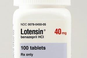 لوتنسين Lotensine لعلاج ارتفاع ضغط الدم