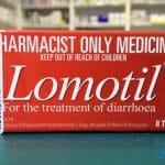 لوموتيل Lomotil لعلاج الإسهال الحاد